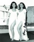 Mary Collinson (Twins Of Evil) - Genuine Signed Autograph 10x8   3312